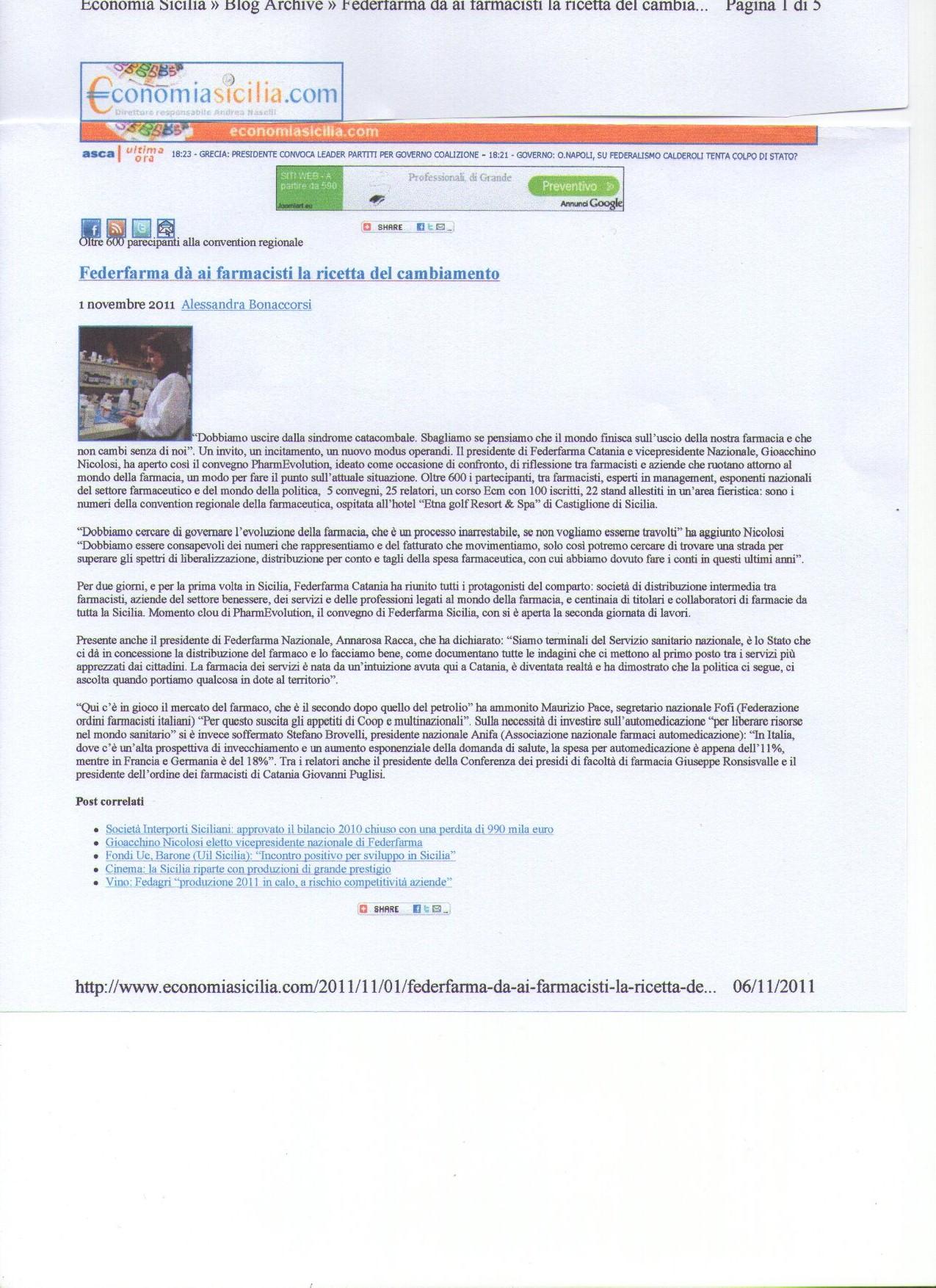 Distribuzione Farmaci Cerco Lavoro.Federfarmacatania Associazione Provinciale Dei Titolari Di